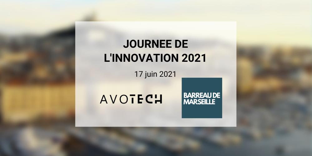 Registre Général, 1er lauréat du Legal Pitch Party à Marseille pour la journée de l'innovation 2021