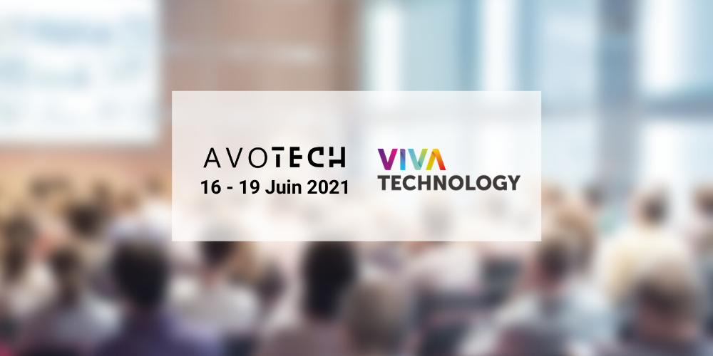 Des avocats d'Avotech présents à Vivatech dont Call A Lawyer et Data Legal Drive